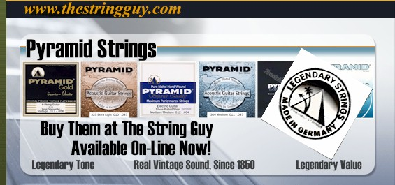 Buy Pyramid Strings at The String Guy